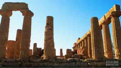 Świątynia Hery w Agrigento - Sycylia