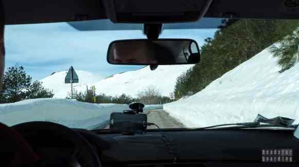Droga na Etnę, Sycylia