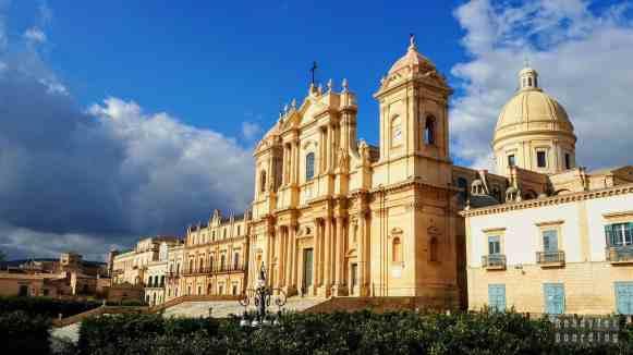 Katedra w Noto - Sycylia