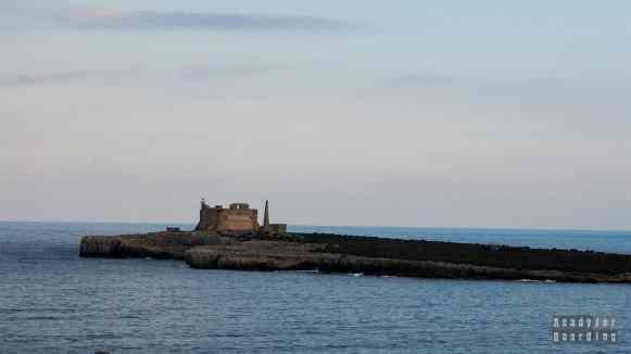Isola di Capo Passero - Sycylia