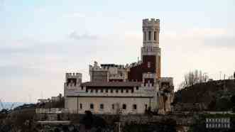 Castello Tafuri - Sycylia