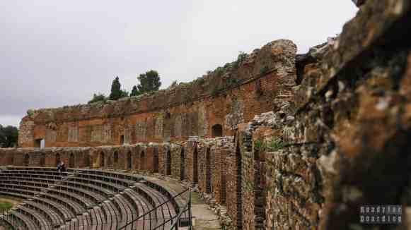 Teatr Grecki, Taormina - Sycylia