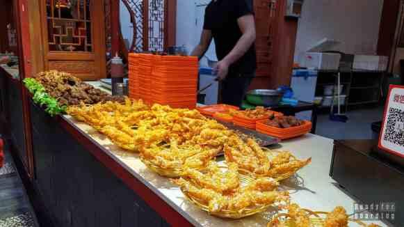 Jedzenie na Nanluogu Xiang, Hutongi w Pekinie