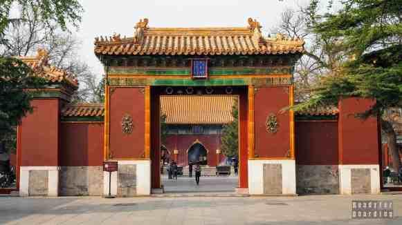 Buddyjska Świątynia Lamy