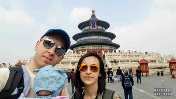 Pawilon Modlitwy o Urodzaj, Świątynia Nieba, Pekin