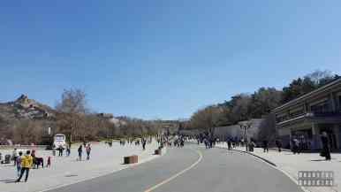 Droga na Wielki Mur Chiński, Badaling