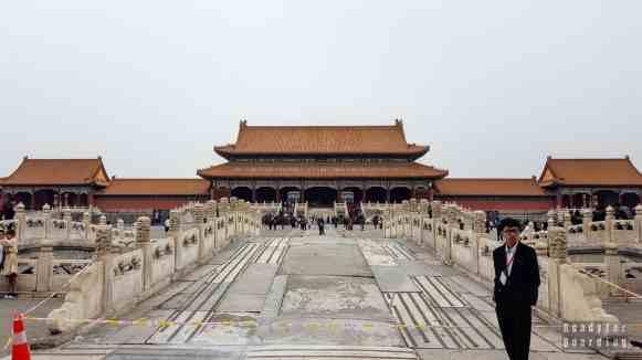 Bramę Najwyższej Harmonii, Zakazane Miasto, Pekin