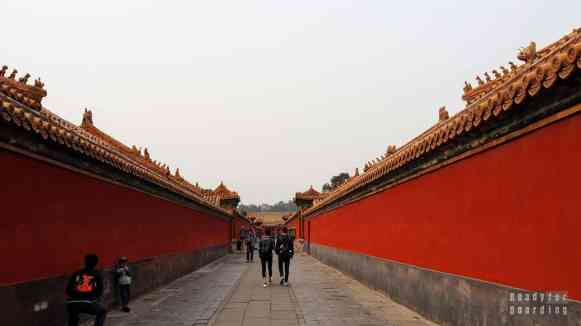 Zakazane Miasto, Pekin