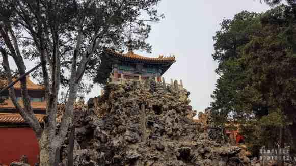 Ogrody Cesarskie, Zakazane Miasto, Pekin