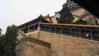 Świątynia na Wzgórzu Długowieczności, Summer Palace w Pekinie, Chiny