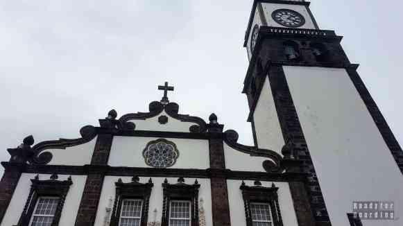 Igreja Matriz De São Sebastião, Ponta Delgada, Azory