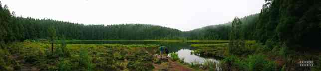 Lagoa do Canário, Azory
