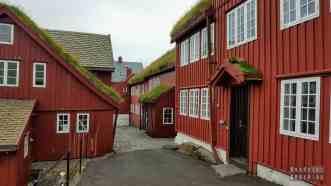 Tinganes, Tórshavn - Wyspy Owcze