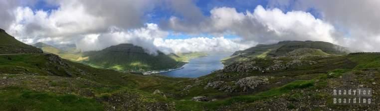 Scenic road, Streymoy - Wyspy Owcze
