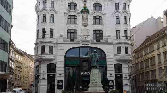 Restauracja Lugeck, Wiedeń - Austria