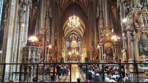 Katedra św. Szczepana w Wiedniu - Austria