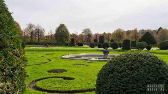 Park Schonbrunn - Wiedeń - Austria
