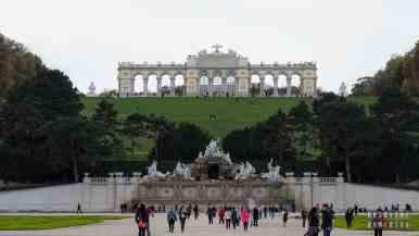 Park Schönbrunn, Wiedeń - Austria