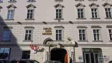 Haus der Musik, Wiedeń - Austria