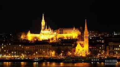 Kościół Macieja i Baszta Rybacka, Budapeszt - Węgry