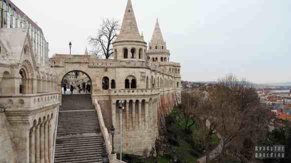 Baszta Rybacka, Budapeszt - Węgry