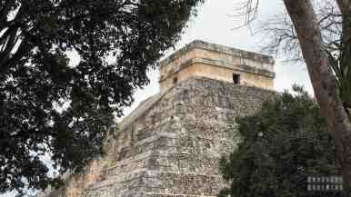 Pirámide deKukulcán, Chichén Itzá - Meksyk