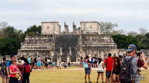 Świątynia Wojowników w Chichén Itzá - Meksyk