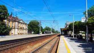 Dworzec kolejowy, Piotrków Trybunalski