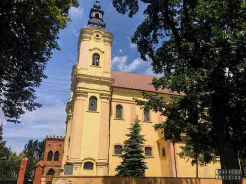 Kościół św. Wacława w Głuchowie