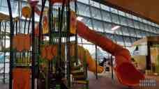Plac zabaw na lotnisku Singapur-Changi