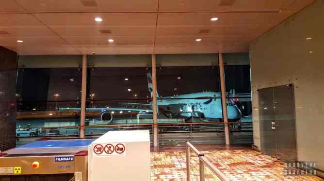 Lotnisko Singapur-Changi