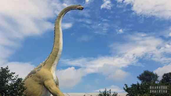 Dinopark w Kołacinku