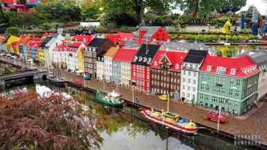 Miniland, Legoland Billund - Dania