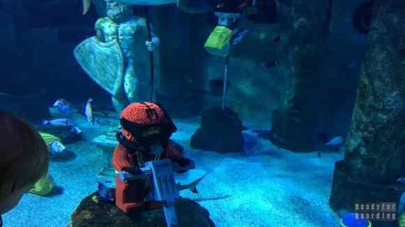 SeaLife, Legoland Billund - Dania
