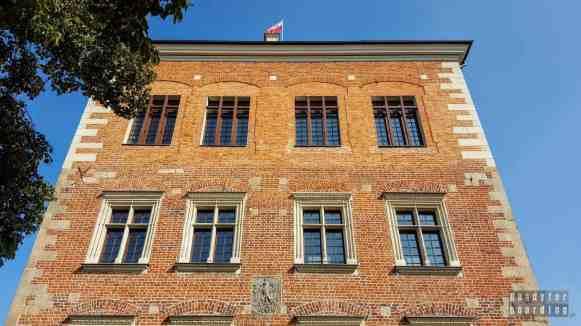 Zamek Królewski w Piotrkowie Trybunalskim - zamki województwa łódzkiego