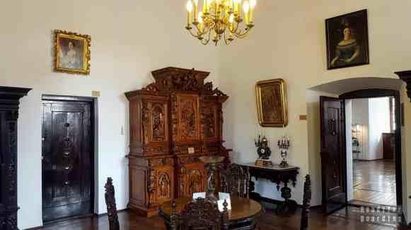Muzeum w zamku w Piotrkowie Trybunalskim