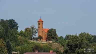 Kościół św. Idziego - Inowłódz