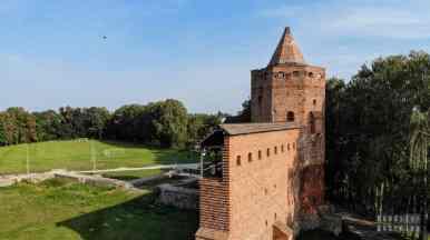 Zamek Książąt Mazowieckich w Rawie Mazowieckiej, województwo łódzkie