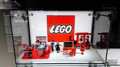 Pierwsze zestawy Lego - Lego House w Billund, Dania