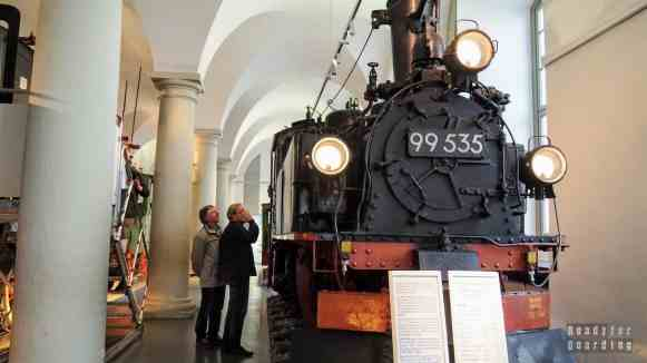 Verkehrsmuseum, Drezno - Niemcy