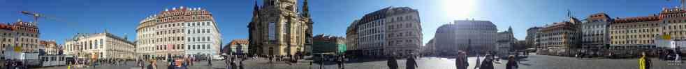 Nowy Rynek w Dreźnie
