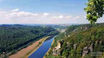Bastei, Dolina Łaby, Niemcy