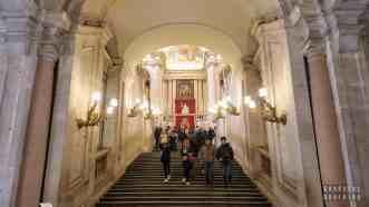 Palacio Real, Madryt - Hiszpania