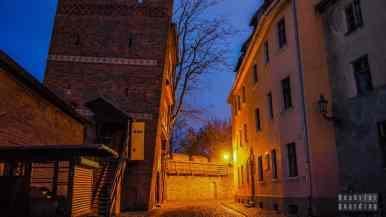 Krzywa Wieża w Toruniu, Polska