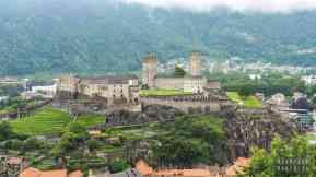 Castelgrande, Bellinzona - Szwajcaria