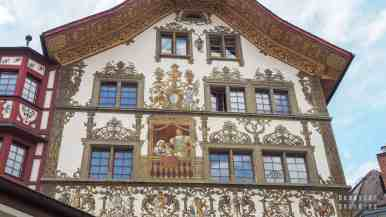 Lucerna - Szwajcaria