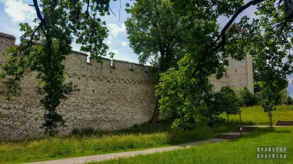 Museggmauer, Lucerna - Szwajcaria