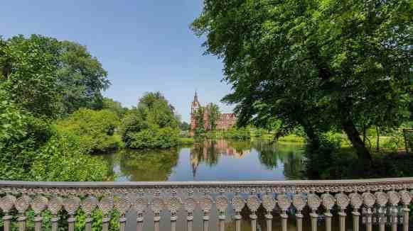 Nowy Zamek, Park księcia Pücklera, Mużaków - Saksonia, Niemcy