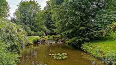 Park Mużakowski - Saksonia, Niemcy