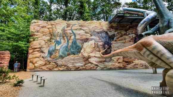Saurierpark - Budziszyn, Saksonia